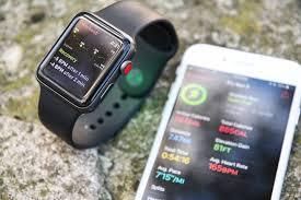 apple watch series 3 sport fitness