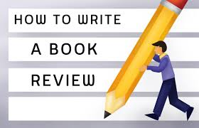 How To Write A Good Book Review How To Write A Book Review