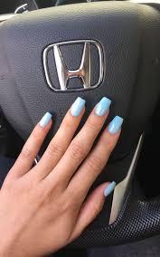 25+ trending Blue gel nails ideas on Pinterest | White gel nails ...