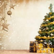photo studio christmas background. Contemporary Studio Golden Star Christmas Tree Backdrops Photography Snow Wall With Chritsmas  Ball Wood Gifts Backgrounds For Photo To Studio Background I