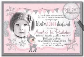 Winter Wonderland Birthday Invitations Di 655 Ministry Greetings