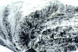 grey faux fur rug small rugs white accent black sheepskin large