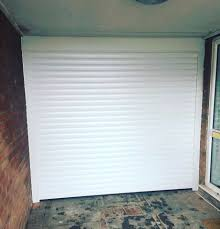 aluminium roller garage door castleton rochdale
