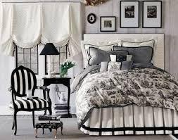 bedroom furniture black and white. Bedroom:Modern Black And White Bedroom Inspiration Small Furry Gray Pillows Plain Carpet Furniture U