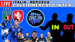 🔴LIVE ITALIA - REPUBBLICA CECA , CALCIOMERCATO INTER , E ALTRO... - YouTube