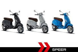 PRIMAVERA 125 S E5 ///- Modell 2021, Alle Farben - L&L Biker's World