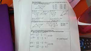 Gina wilson all things algebra answers for quadrilaterals. Unit 7 Polygons And Quadrilaterals Answers Teacher Websites