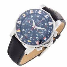 corum watch corum admirals cup 985 633 20 chronograph stainless swiss automatic mens watch