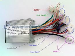 bicycle motor wiring bicycle image wiring diagram yuanlang yl001 electric bike controller on bicycle motor wiring