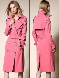 hot sela women s trench coats fashion brand classic lapel middle long trench coat double ted winter luxury jacket outerwear with 156 75 piece