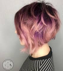 Rose Gold Hair Color For Short Hair Hair Styles Medium Hair Cuts