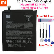 100% <b>Original</b> 3080mAh BN31 Battery with Temperature sensor For ...
