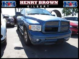 used Dodge Ram 1500 at Henry Brown Auto Group , GILBERT
