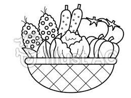 夏野菜 無料フリーイラスト素材集 ぱこすと