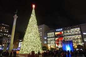 Sf Union Square Tree Lighting