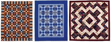 Quilting for men: pattern roundup - Stitch This! The Martingale Blog & Nine Patch quilts for men Adamdwight.com