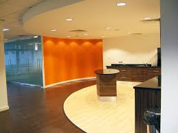 office feature wall. Image Of IFS Creative Lighting And Feature Wall Detail Office