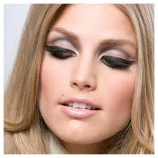 60s eye makeup cat eye 132