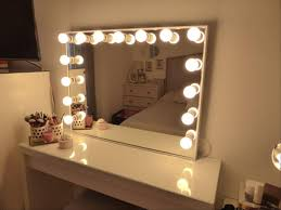 Mirror with lighting Ceiling Image Of Lovely Vanity Mirror With Lights Ebay Wall Vanity Mirror With Lights Fortmyerfire Vanity Ideas Makeup