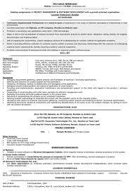 It Resume Format Samples For Cv Naukri Com Mid Lev Flagshipmontauk