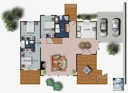 modern home floor plans contemporary home floor plans color