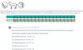 horse blanket size chart home equine sizing saxon weatherbeeta