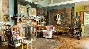 Bloomsbury Theme Interior Design Interior Crush The Bloomsbury Group Charleston Homes