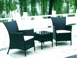 round plastic patio table chairs