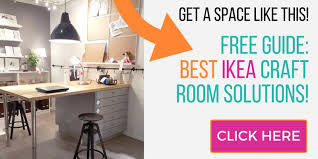 craft room furniture ideas. Plush Ikea Craft Room Furniture Rooms 10 Organizing Ideas From REAL
