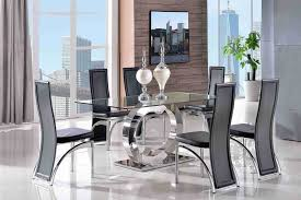 Perfect Dining Room Table And Chairs Ebay 68 For Your Dining Table Black Glass Dining Table And Chairs Ebay