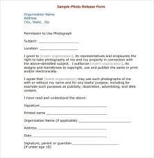 free forms to print sample print release forms 6 free documents in pdf with