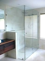 showers shower screen glass panel screens 2 kit frameless melbourne hawthorn vic designs by dale home improvement installation door size