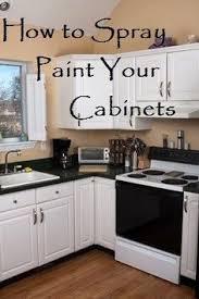 spray paint kitchen cabinetsPaint Kitchen Cabinets 20 Gorgeous Kitchen Cabinet Color Ideas