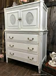 distressed white furniture. How To Distress Painted Furniture, Painting Furniture Distressed, Distressed White