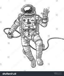 Illustration Cosmonaut Space Tattoos в 2019 г космонавт тату