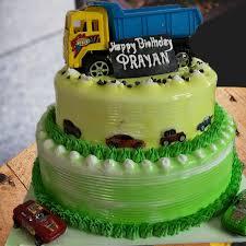 Baby Toy Birthday Cake For Pokhara Express Saga