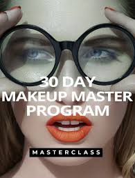 you will leave this course ready to successfully work as a makeup artist our famed 30 day makeup master program covers all aspects of editorial makeup