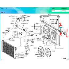 CAPQX Auto Electric Radiator Fan Motor COOLING A/C Fan Motor FOR ...