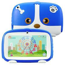 <b>Excelvan Q738</b> 7 Inch A50 Tablets e eBooks Kids Tablet PC Android ...
