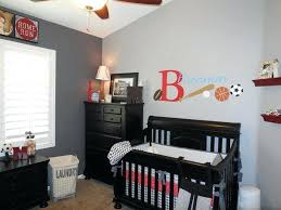 baby boy themes for room sports nursery decor decorating sport ideas diy western themed rooms bedroom