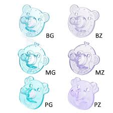 Baby Pacifier Newborn Baby Pacifier Dummy Nipples Food Grade Silicone Nipples Teether Soothers Pacifier Baby Care Sleep Soother