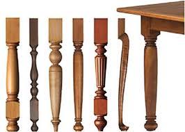 29 dining table legs wood table legs