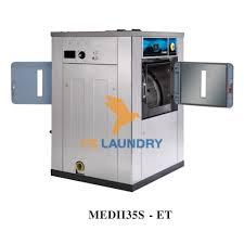 Máy giặt công nghiệp y tế Danube MEDII35S-ET 2 cửa 37kg