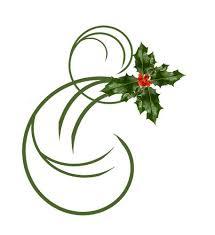 Christmas Swirls Free Christmas Swirl Cliparts Download Free Clip Art Free
