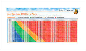 Bmi Chart Pdf 11 Bmi Chart Templates Doc Excel Pdf Free Premium