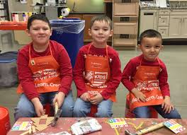 if you have attended a home depot diy kids work please share your experience in the comments section below have fun