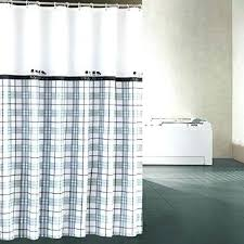 hookless shower curtain extra long shower curtain extra long grey gray white shower curtain extra