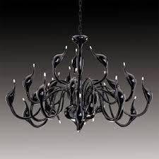 <b>Подвесная люстра</b> Lightstar <b>Cigno Collo</b> Bk 751247 — купить в ...