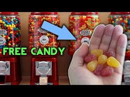 How To Get Free Candy From Vending Machine Enchanting TOP 48 Gumball Vending Machine Hacks To Get FREE CANDY And SNACKS
