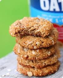 oatmeal almond er cookies